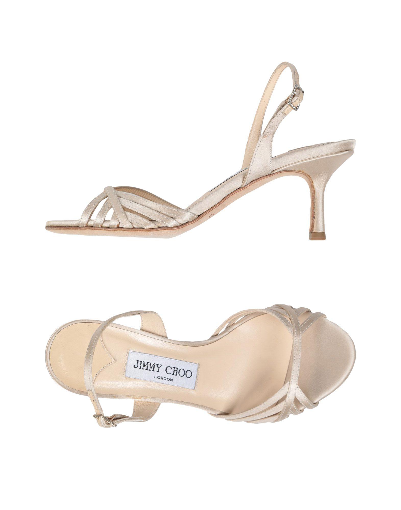 Jimmy Choo Sandalen Damen  11525029SRGünstige gut aussehende Schuhe
