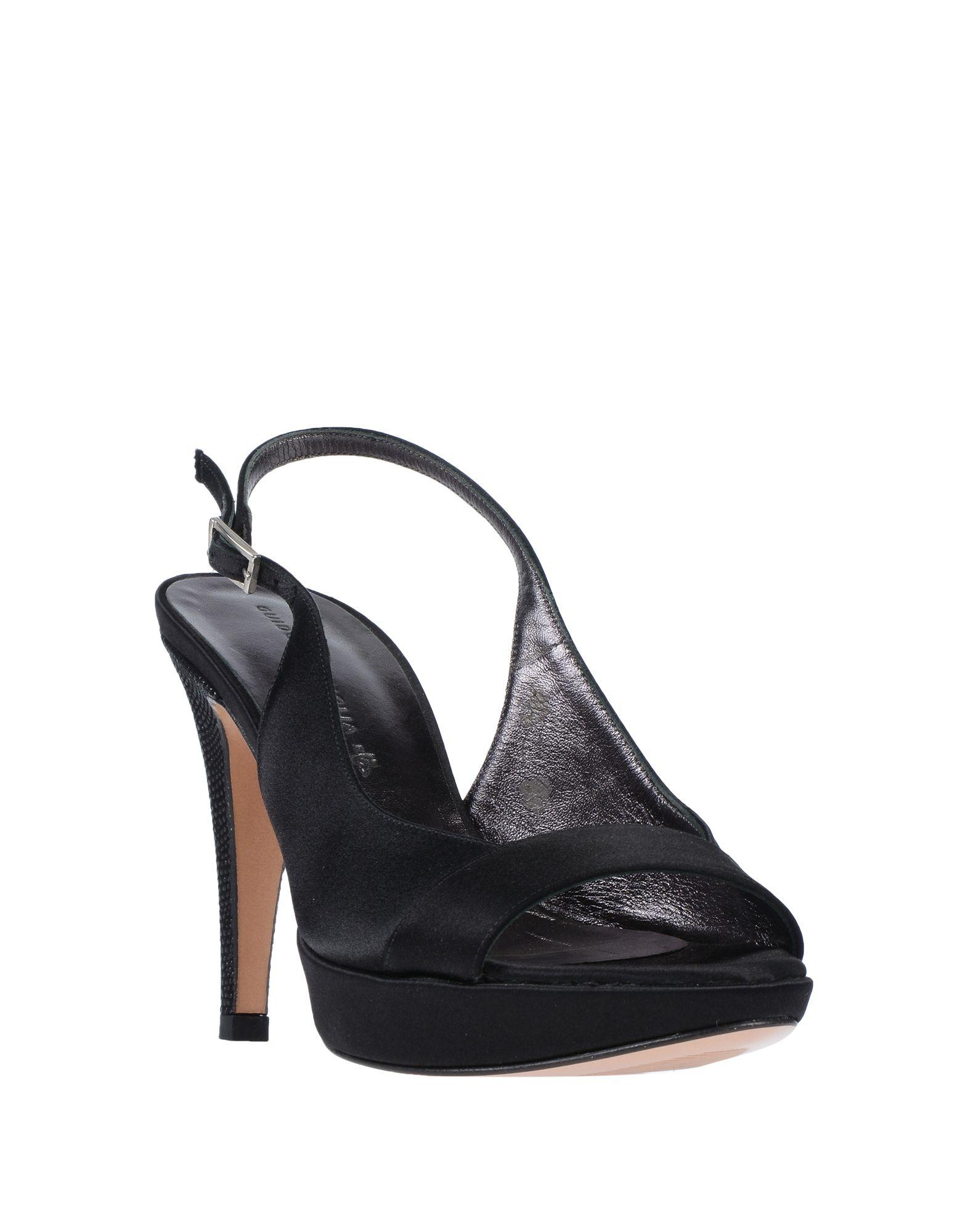 Stilvolle billige Schuhe Guido 11525120TF Sgariglia Sandalen Damen  11525120TF Guido 1f2770