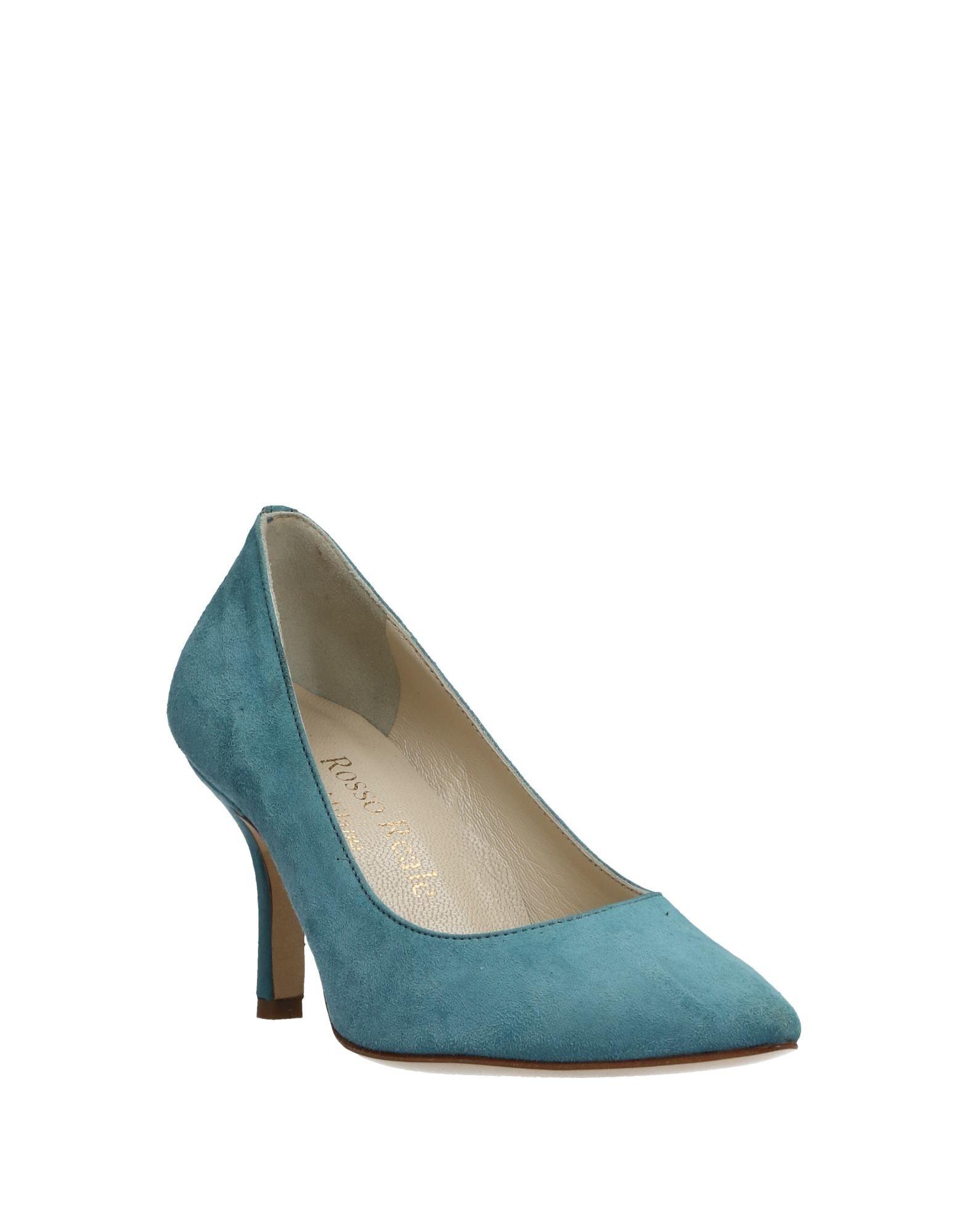 Rosso Reale Pumps Damen beliebte  11525133QA Gute Qualität beliebte Damen Schuhe 9f0f5b