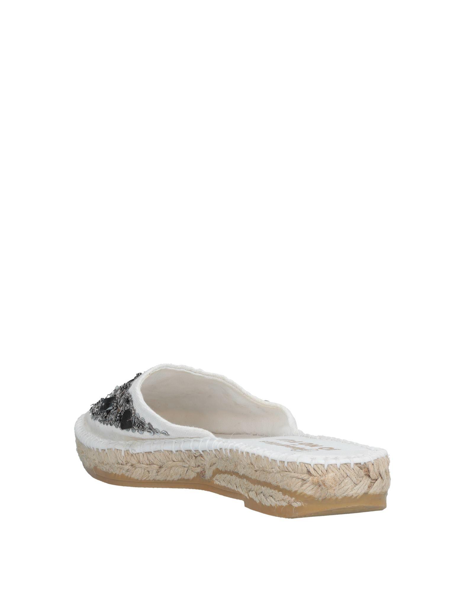 Gut um billige Schuhe No zu tragenEspadrilles For Jo No Schuhe Fui Pantoletten Damen  11525147GL 6e3d37