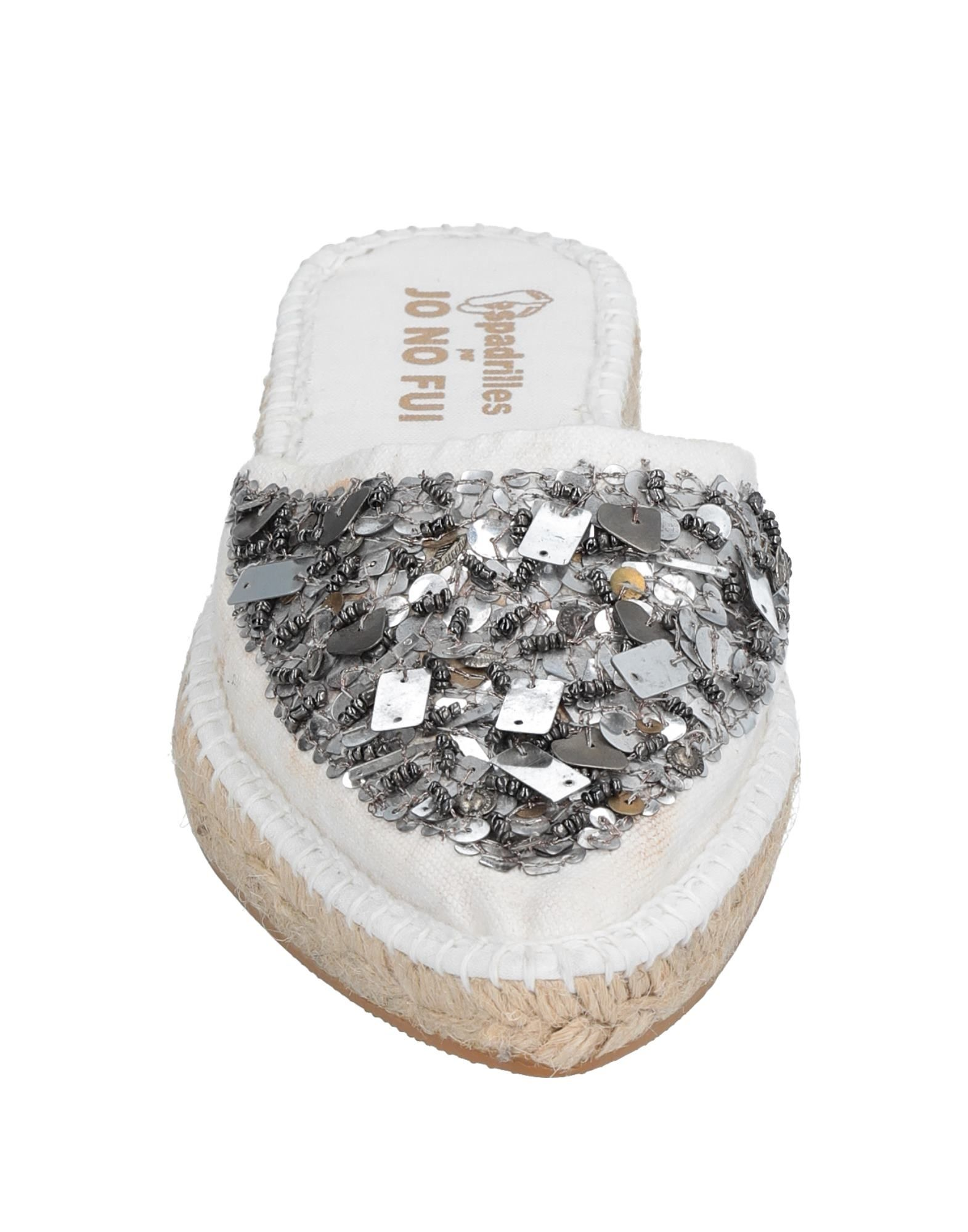 Gut um billige Schuhe zu tragenEspadrilles Pantoletten For Jo No Fui Pantoletten tragenEspadrilles Damen  11525147GL 6847a5