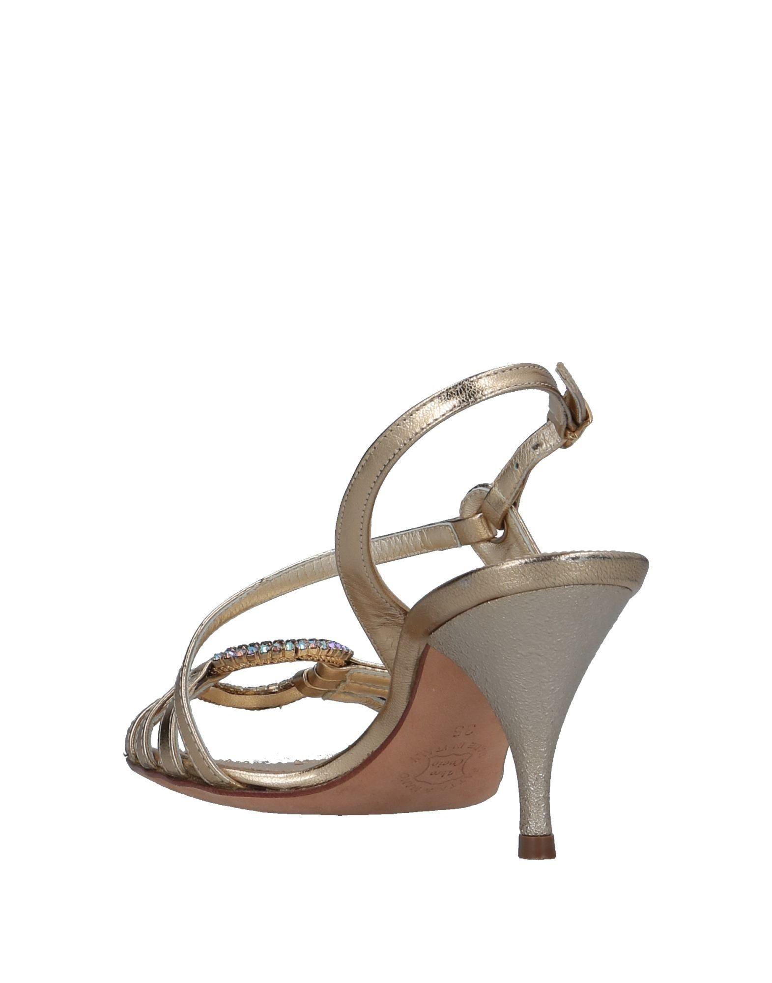 Gut um billige Schuhe  zu tragenScardavi Sandalen Damen  Schuhe 11525154QW 7993dc