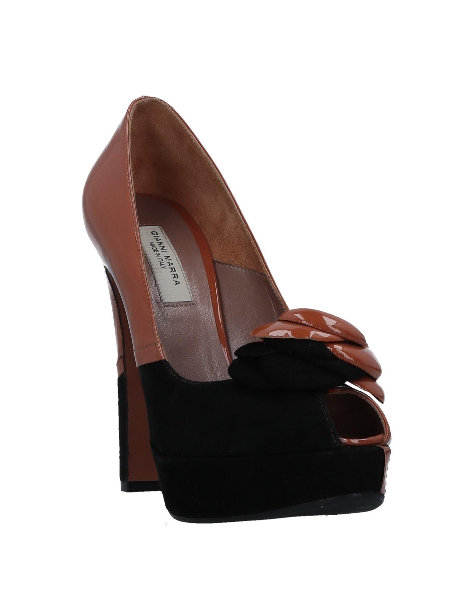 Stilvolle Marra billige Schuhe Gianni Marra Stilvolle Pumps Damen  11525200TH 550b1b