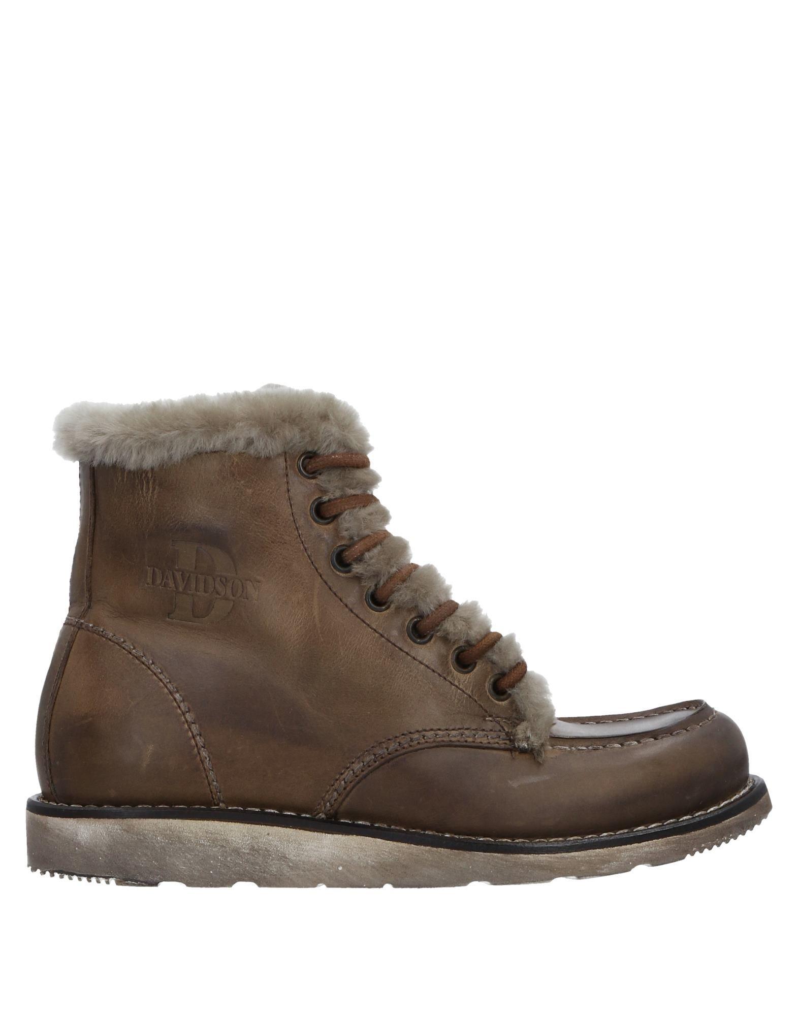 Davidson Stiefelette Damen  11525220WA Gute Qualität beliebte Schuhe