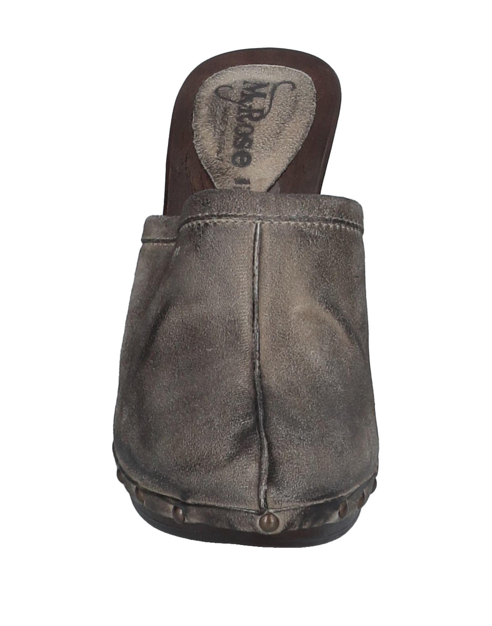 My Rose Gute Pantoletten Damen  11525382VC Gute Rose Qualität beliebte Schuhe e8218f