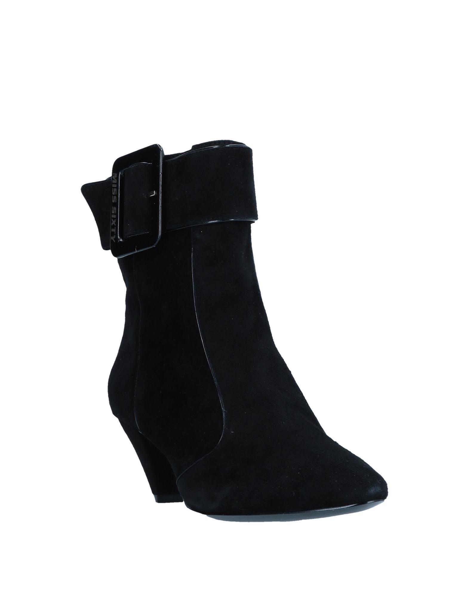 Miss Sixty Stiefelette Damen beliebte  11525391WX Gute Qualität beliebte Damen Schuhe 0799ce
