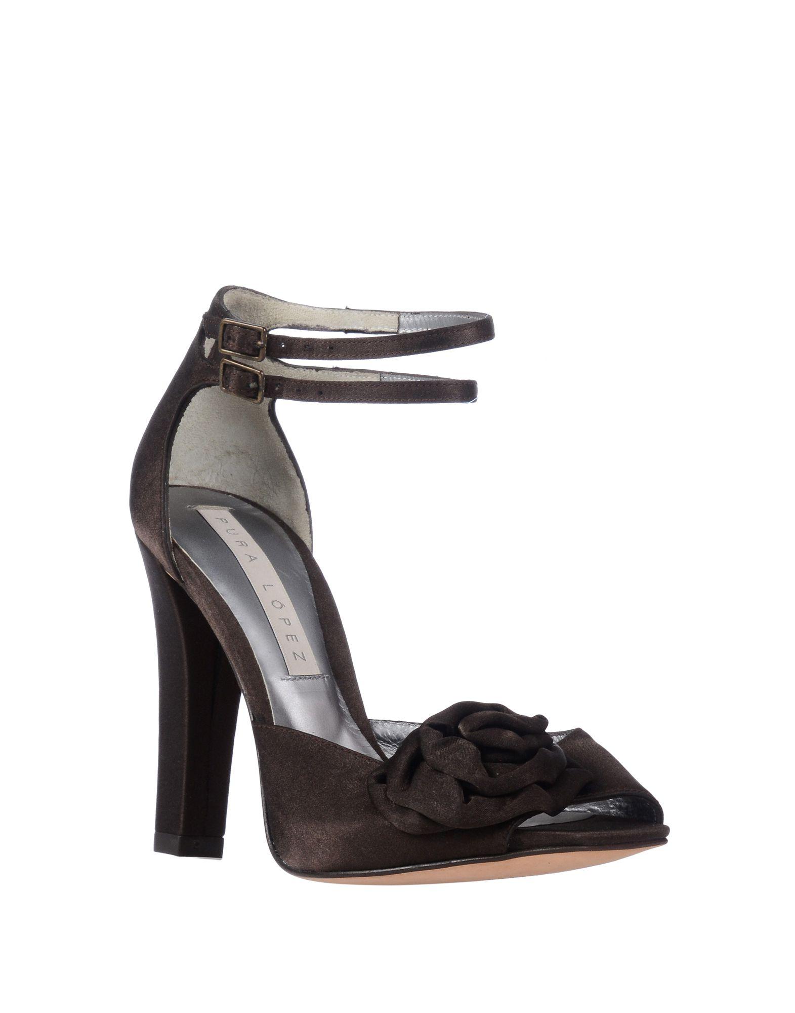 Stilvolle billige Schuhe  Pura López Sandalen Damen  Schuhe 11525502UB 36ed03