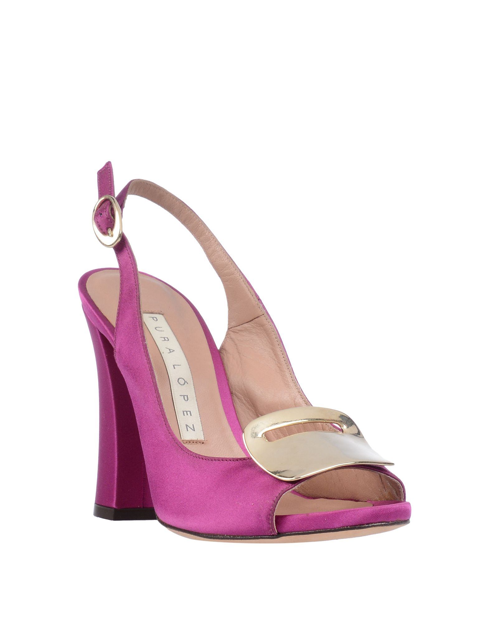 Stilvolle billige Schuhe Pura López 11525508NC Sandalen Damen  11525508NC López f68ca6