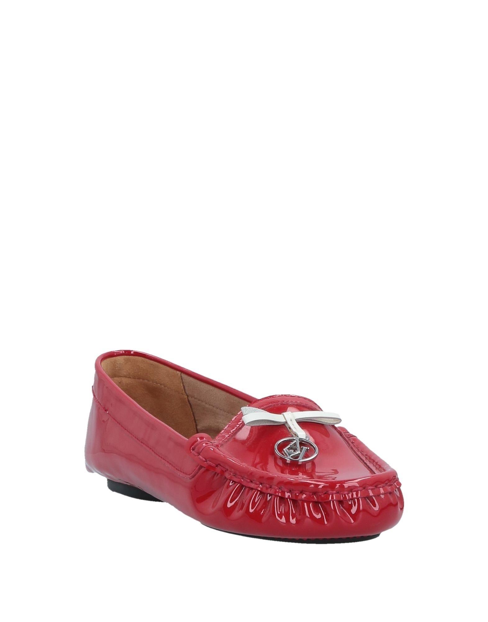 Gut um Mokassins billige Schuhe zu tragenArmani Jeans Mokassins um Damen  11525518FD 15a30c