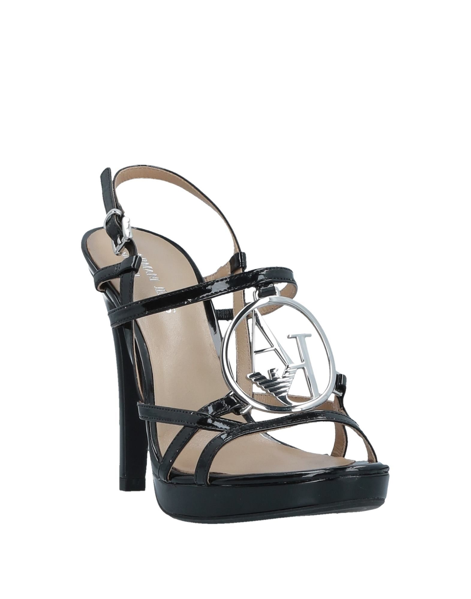 Armani Armani Armani Jeans Sandalen Damen  11525580IE Neue Schuhe 1dfd42