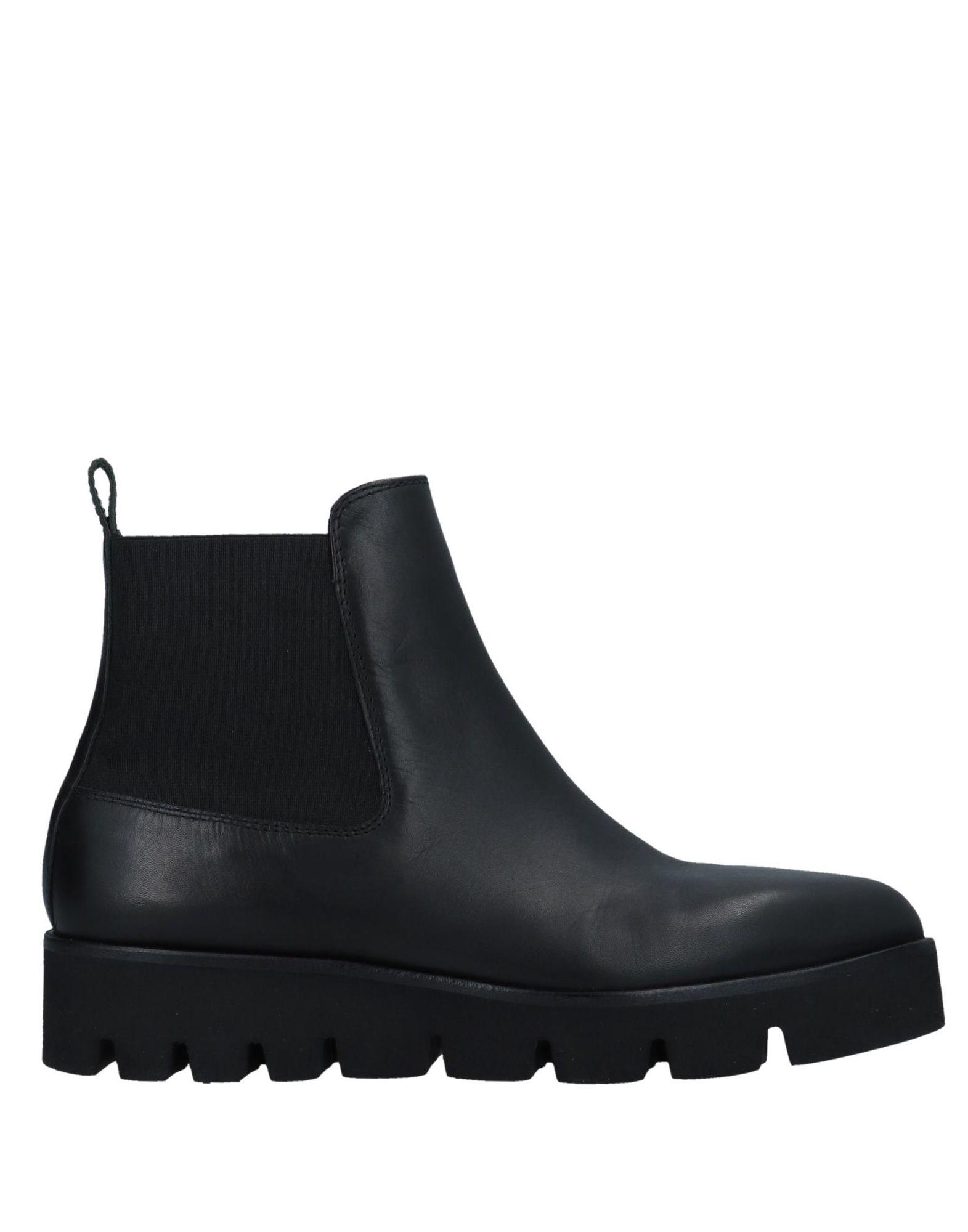 Bottine Akua Femme - Bottines Akua Noir Chaussures femme pas cher homme et femme