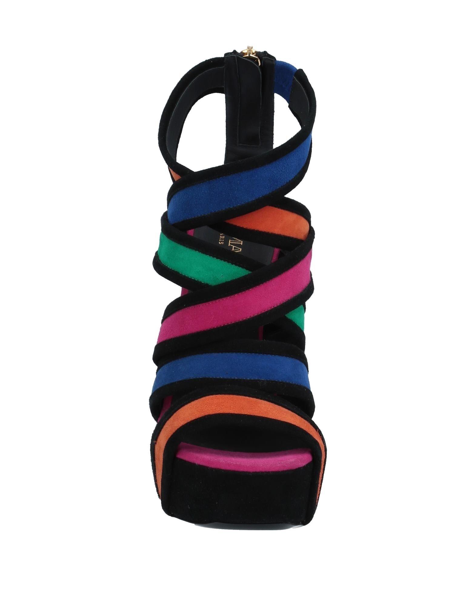 Balmain Sandalen Damen Schuhe  11525681NCGünstige gut aussehende Schuhe Damen 410da2