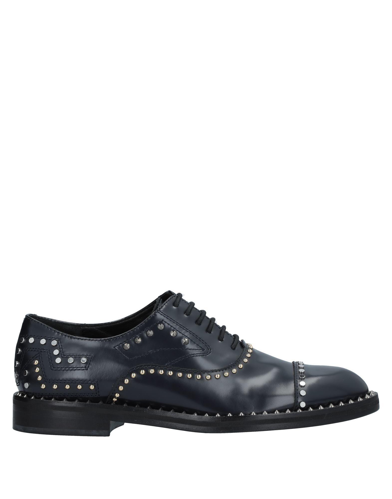 Rabatt Schuhe Damen Zadig & Voltaire Schnürschuhe Damen Schuhe  11525801IQ d8dca0