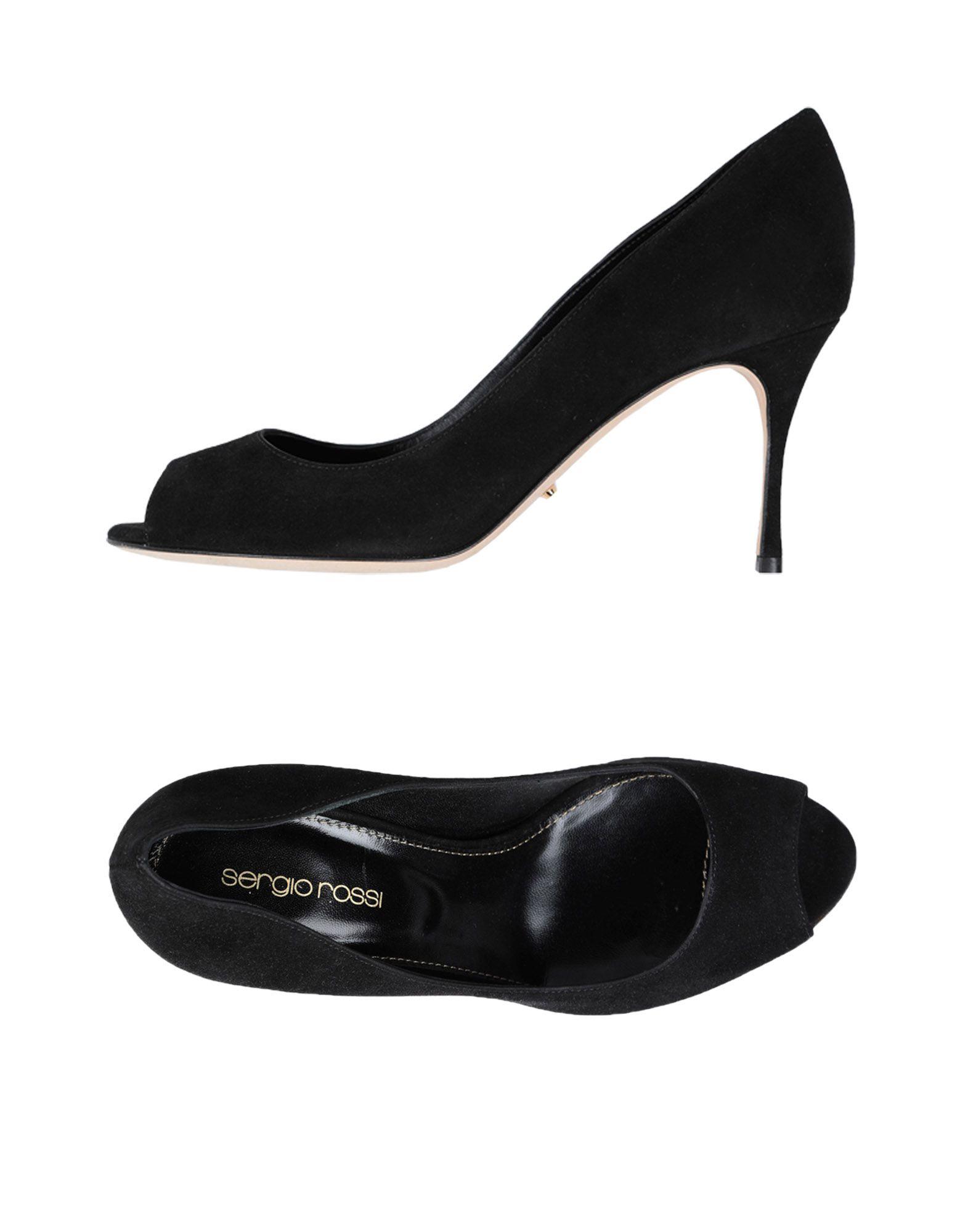 Sergio Rossi Pumps Damen  11525851RPGünstige gut aussehende Schuhe