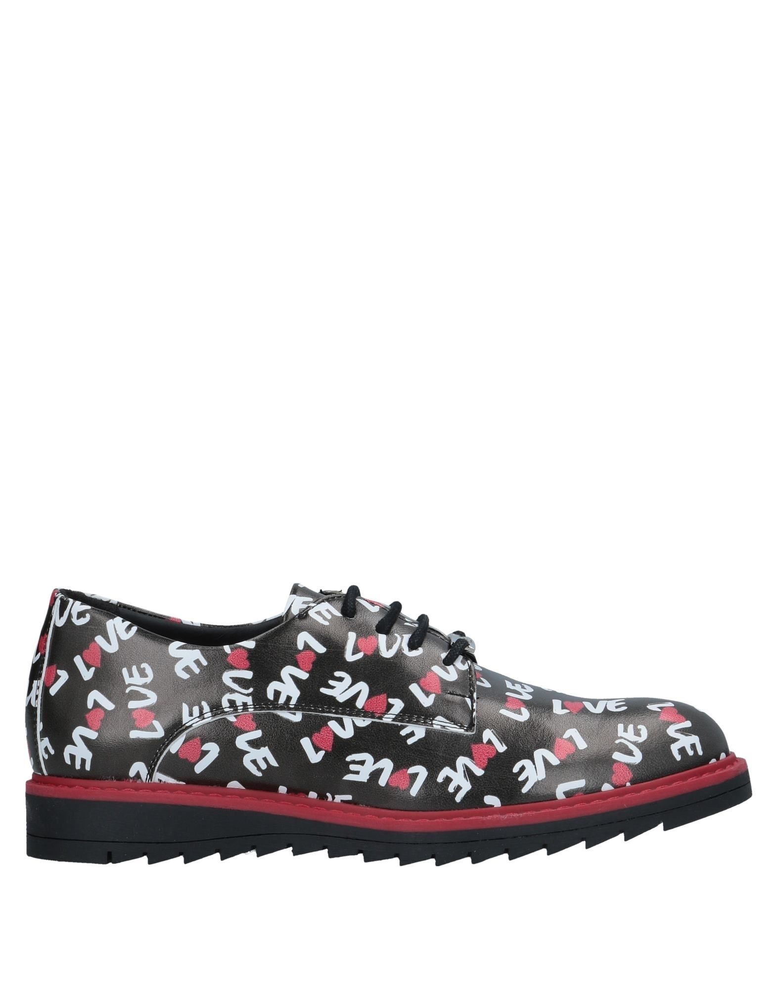 Stilvolle billige Schuhe Love Moschino Schnürschuhe Damen    11525888LD 9a761d