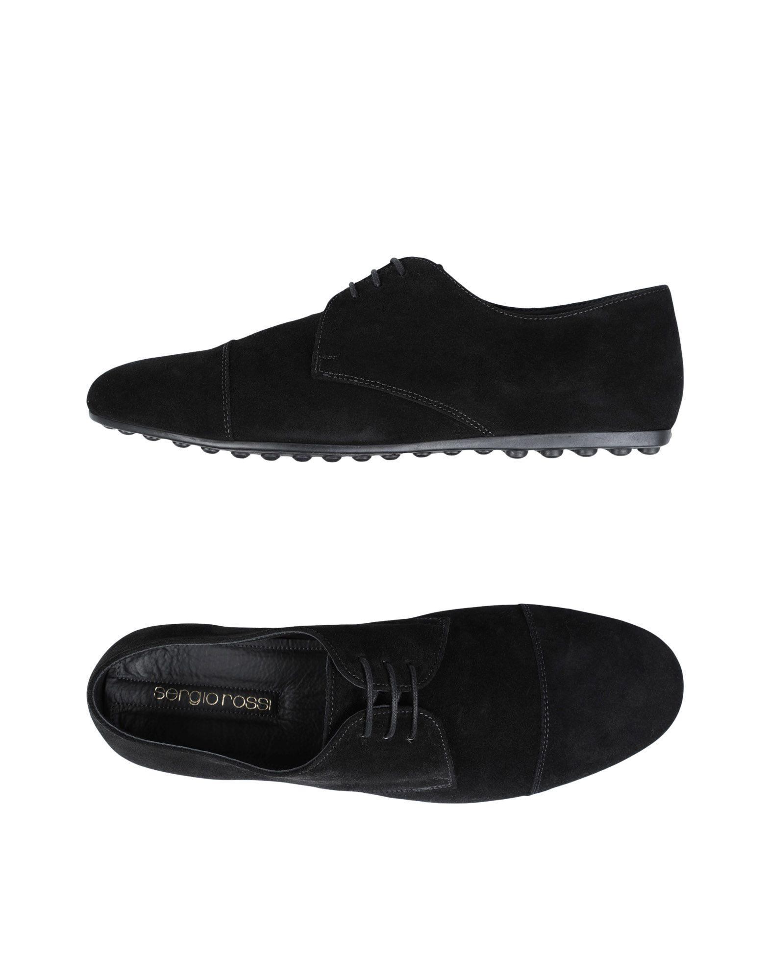 Sergio Rossi Schnürschuhe Herren  11525933SU Gute Qualität beliebte Schuhe