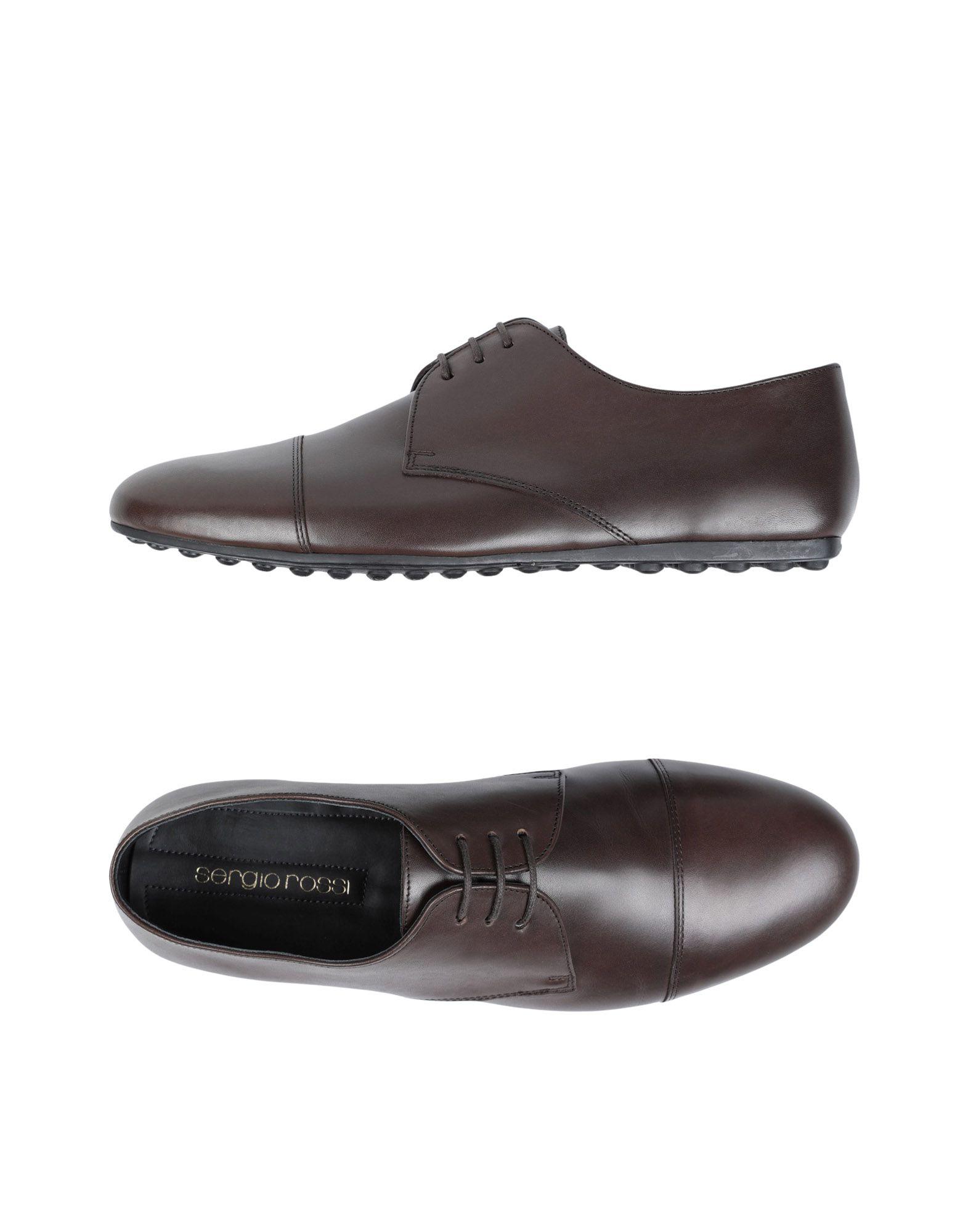 Sergio Rossi Schnürschuhe Herren  11525941LL Gute Qualität beliebte Schuhe