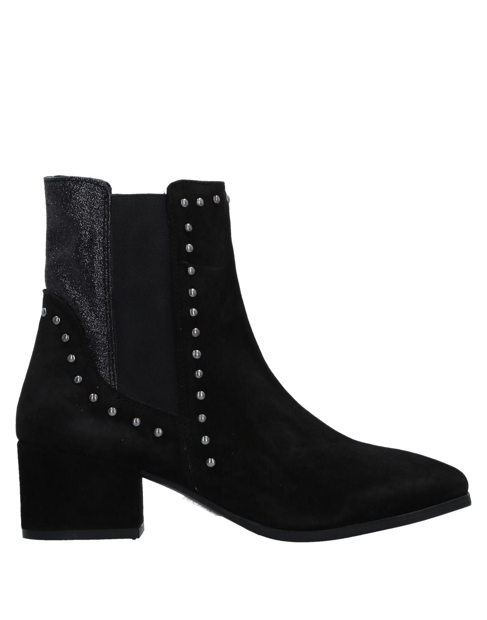 Stilvolle billige Schuhe Roberto Della Croce Chelsea Boots Damen  11525994AA