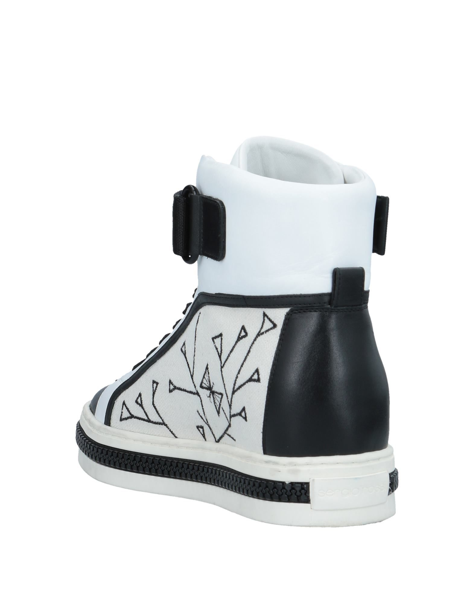 Sergio Rossi Sneakers aussehende Damen  11526005MUGünstige gut aussehende Sneakers Schuhe 05dac6