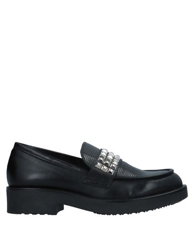 Zapatos casuales - salvajes Mocasín Mally Mujer - Mocasines Mally - casuales 11526028MW Negro 8c43a0
