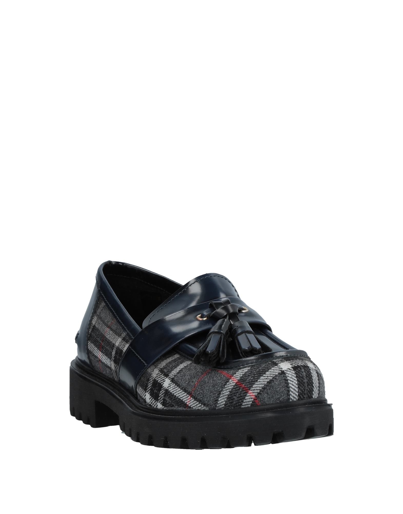 Stilvolle billige Mokassins Schuhe Blue Les Copains Mokassins billige Damen  11526063OP 84057c