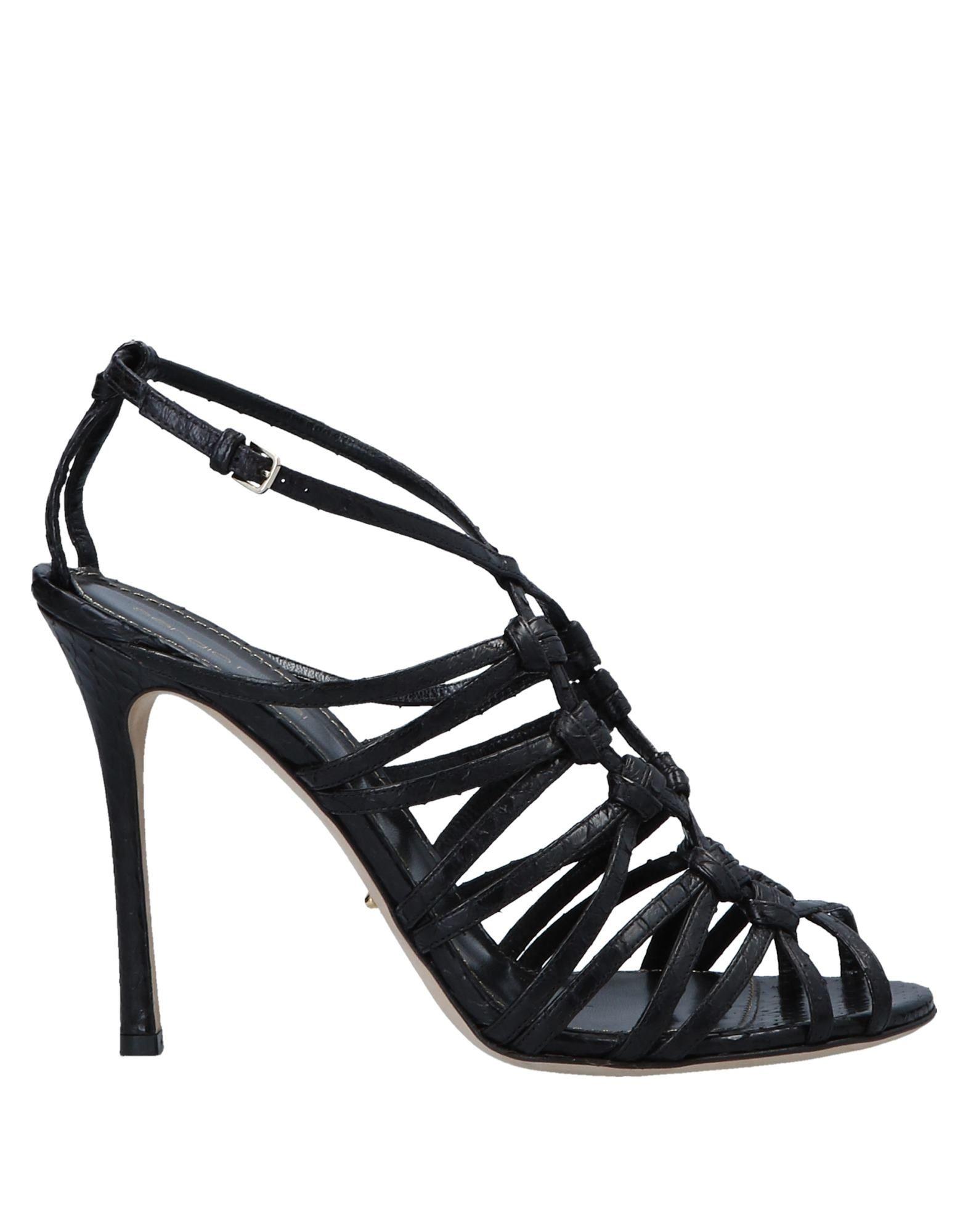 Sergio Rossi Sandalen Damen  11526074HTGünstige gut aussehende Schuhe
