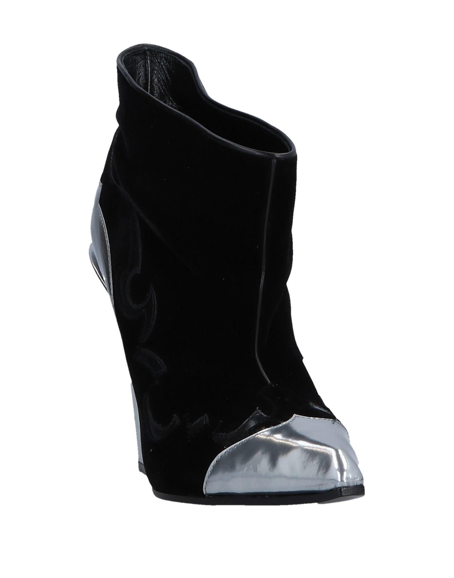 Sergio Rossi Stiefelette aussehende Damen  11526163JKGünstige gut aussehende Stiefelette Schuhe 41a2f3