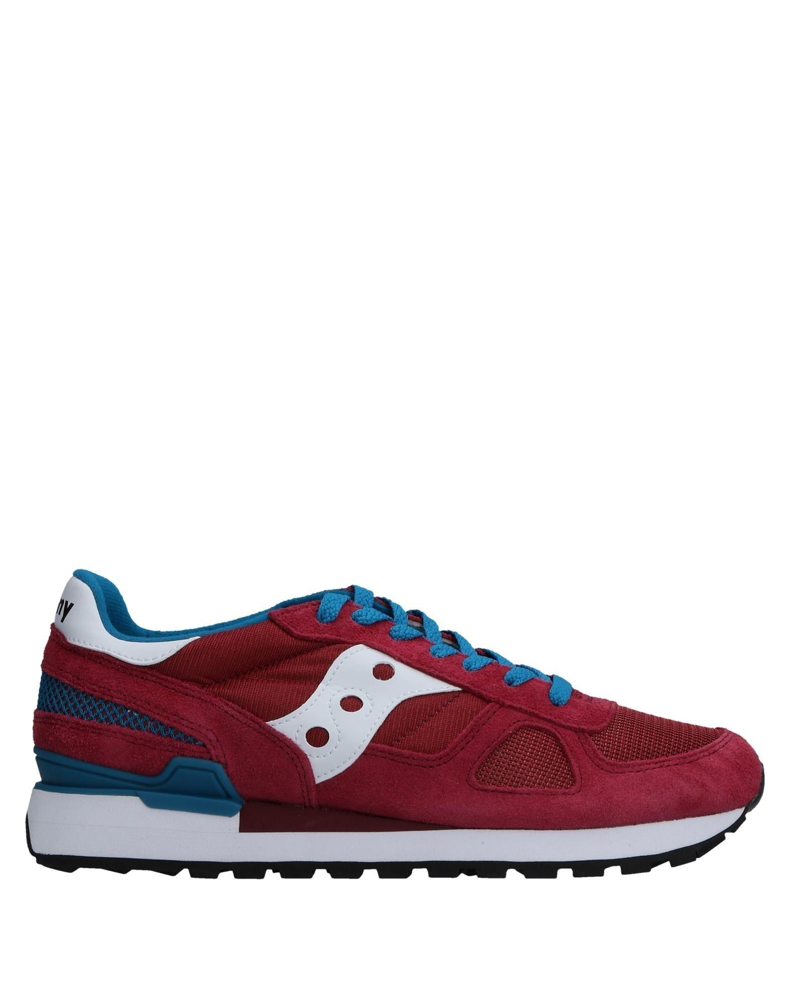 Rabatt echte Schuhe Saucony Sneakers Herren  11526211JR