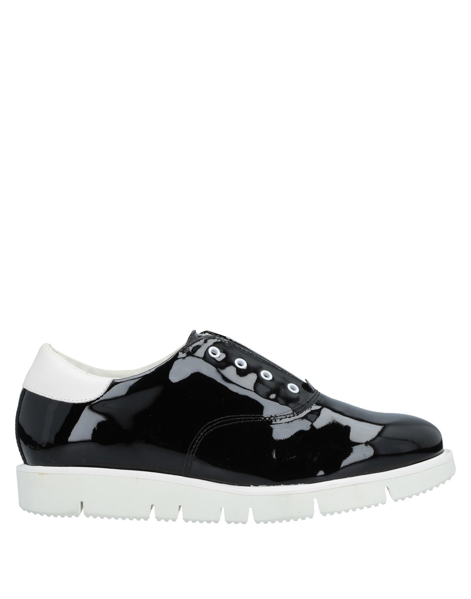 Stilvolle billige Schuhe Leather Crown Sneakers Damen  11526244UM