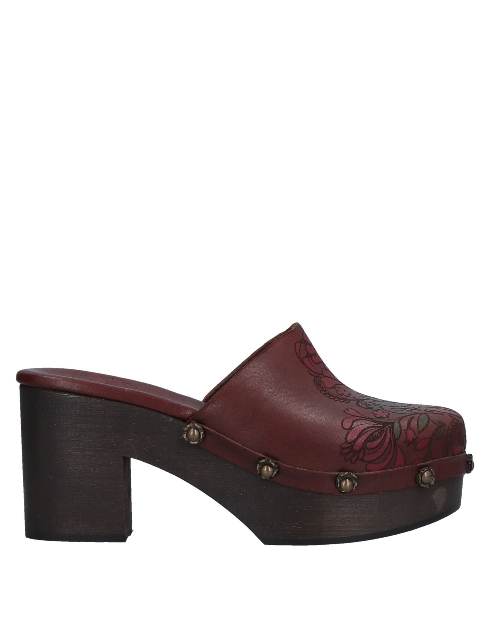 Stilvolle billige Schuhe Campomaggi Pantoletten Damen  11526267KK