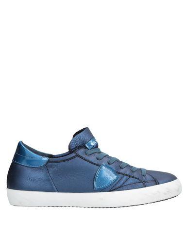 Zapatos de hombre y mujer de promoción por tiempo limitado Zapatillas Philippe Model Mujer - Zapatillas Philippe Model - 11526395SE Azul oscuro