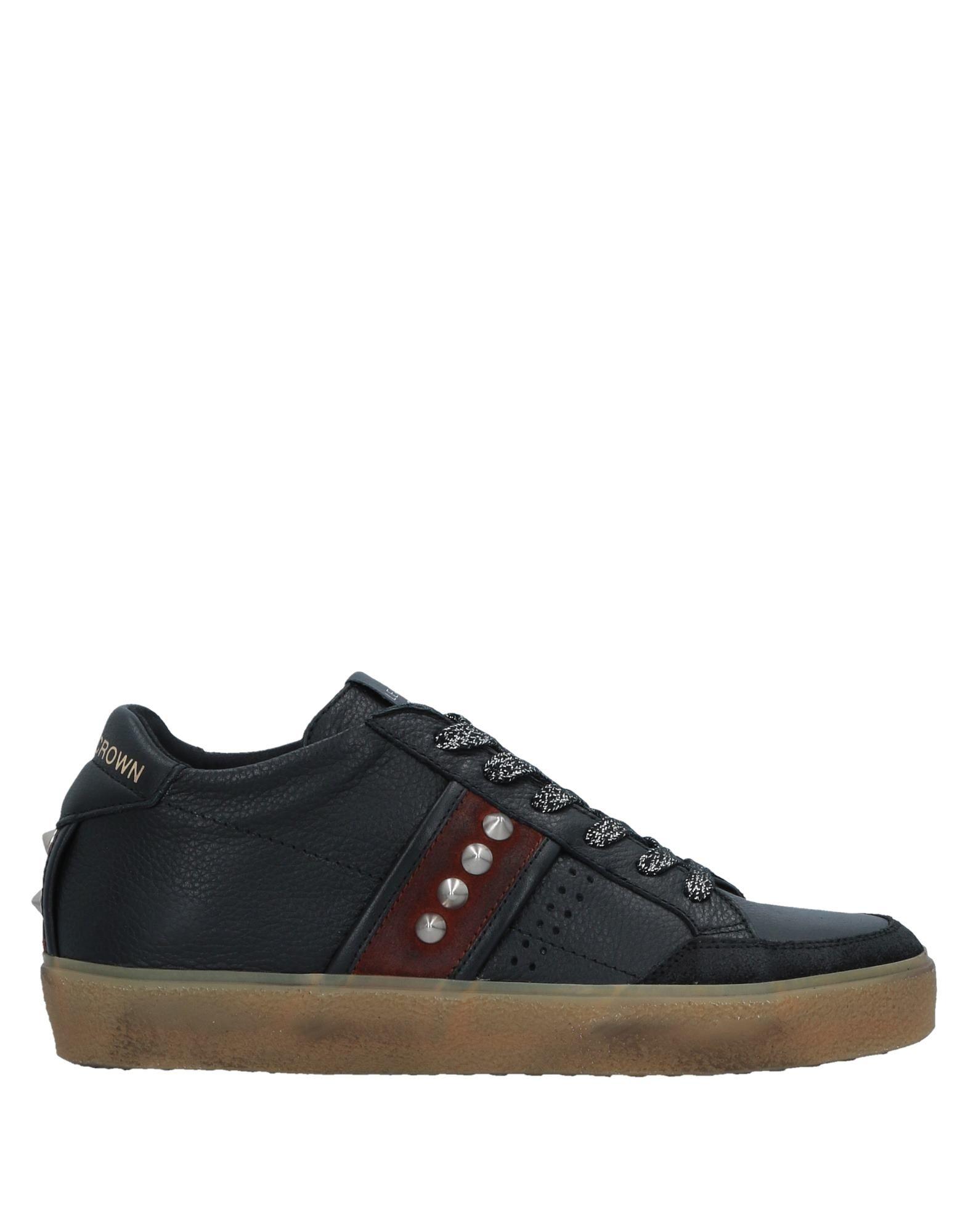 Scarpe da Ginnastica Leather - Crown Donna - Leather 11526543JS 751152