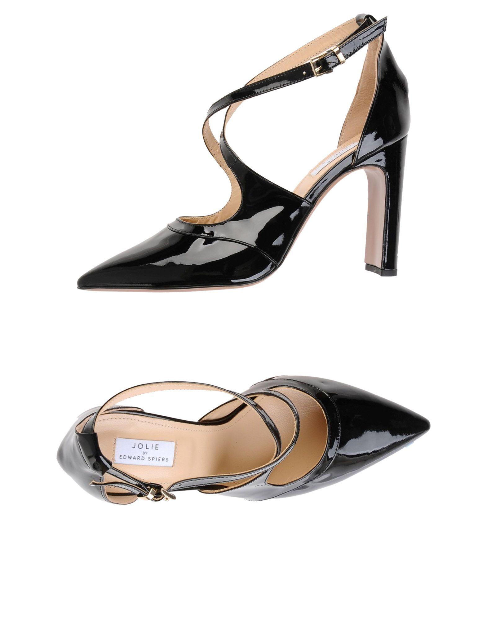 Stilvolle billige Schuhe Jolie By Edward Spiers Pumps Damen  11526585VP