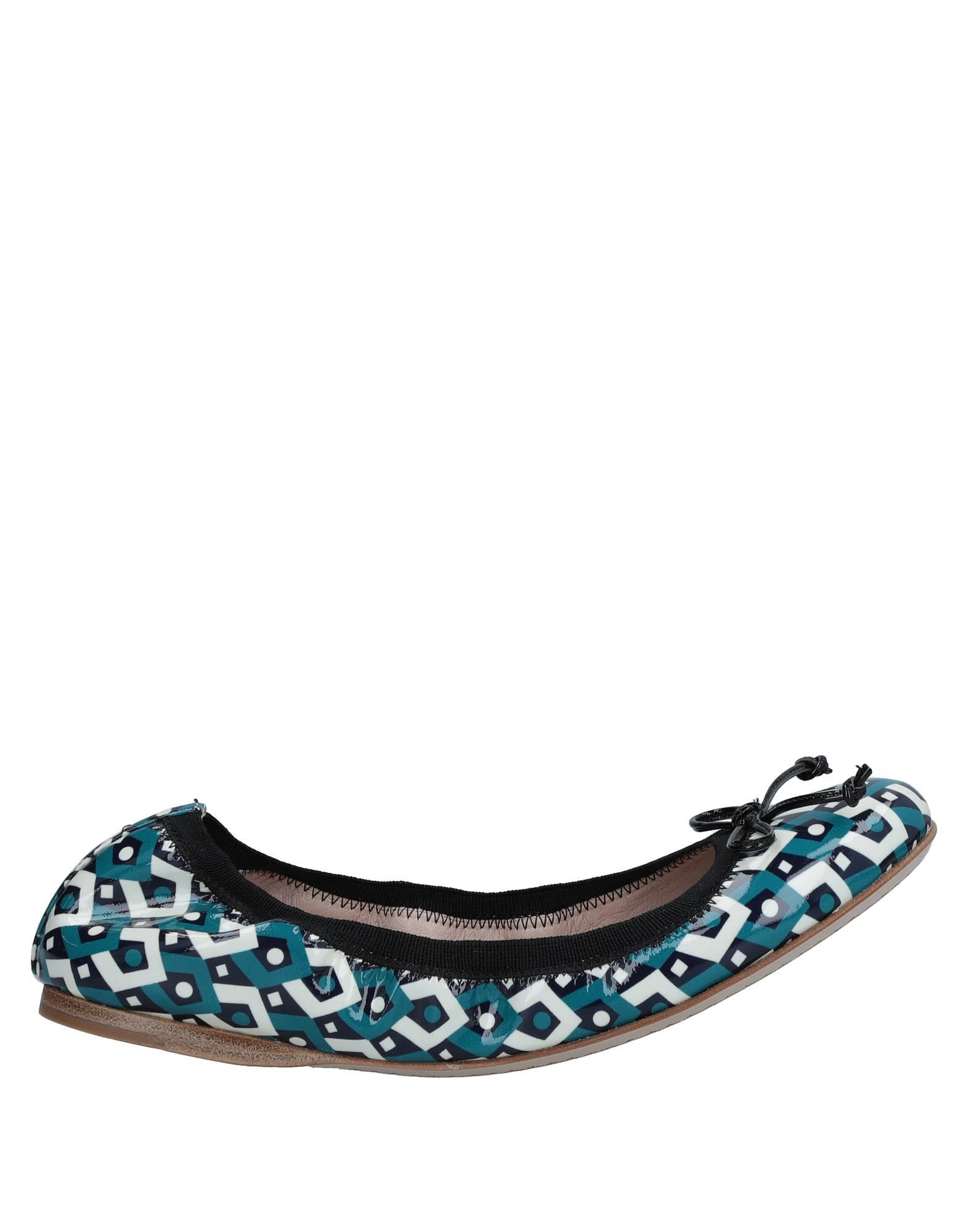 Miu Miu Ballet Flats - Women Miu Miu Ballet Flats Kingdom online on  United Kingdom Flats - 11526686HG 4a60b7