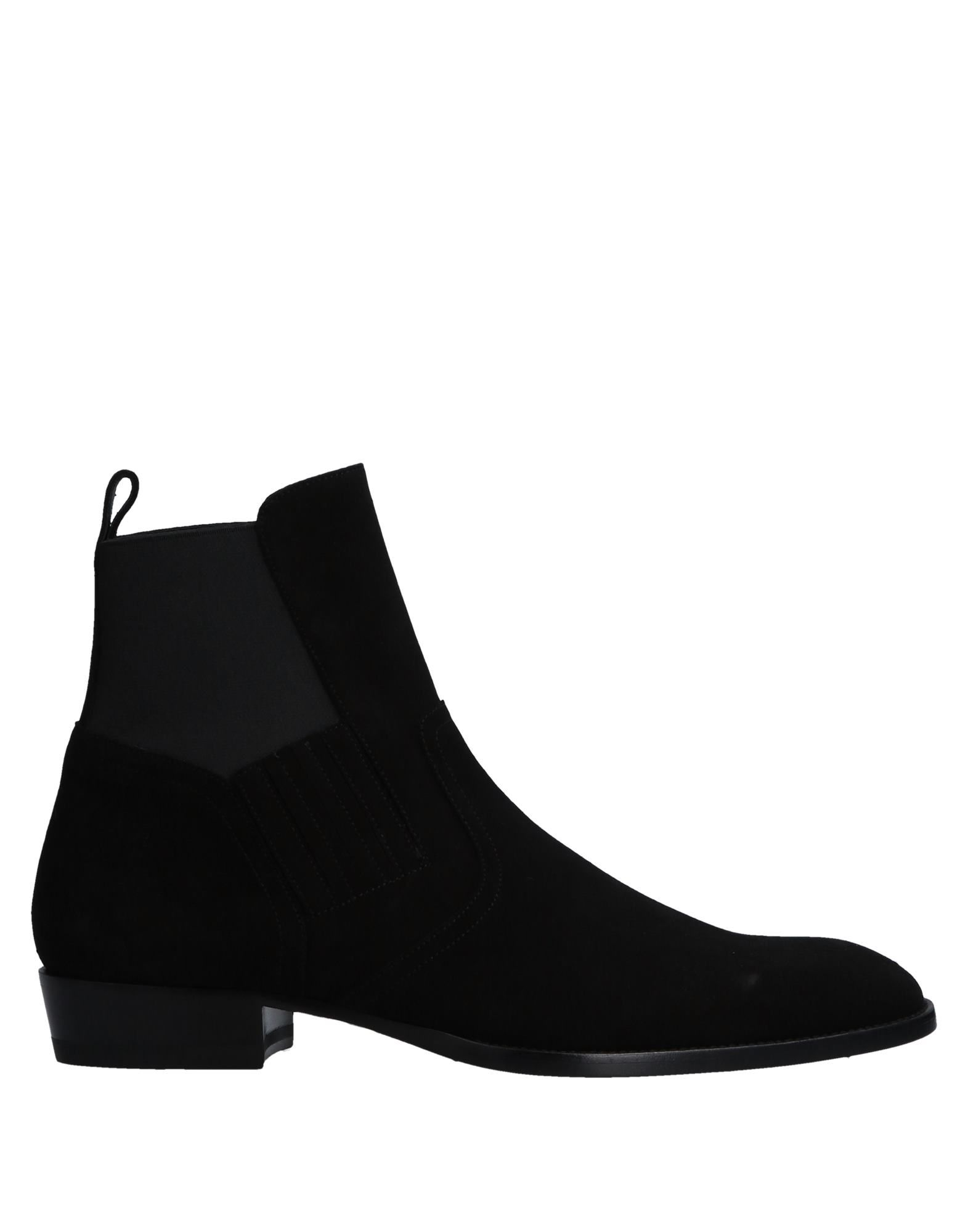 Bottine Saint Laurent Homme - Bottines Saint Laurent  Noir Mode pas cher et belle