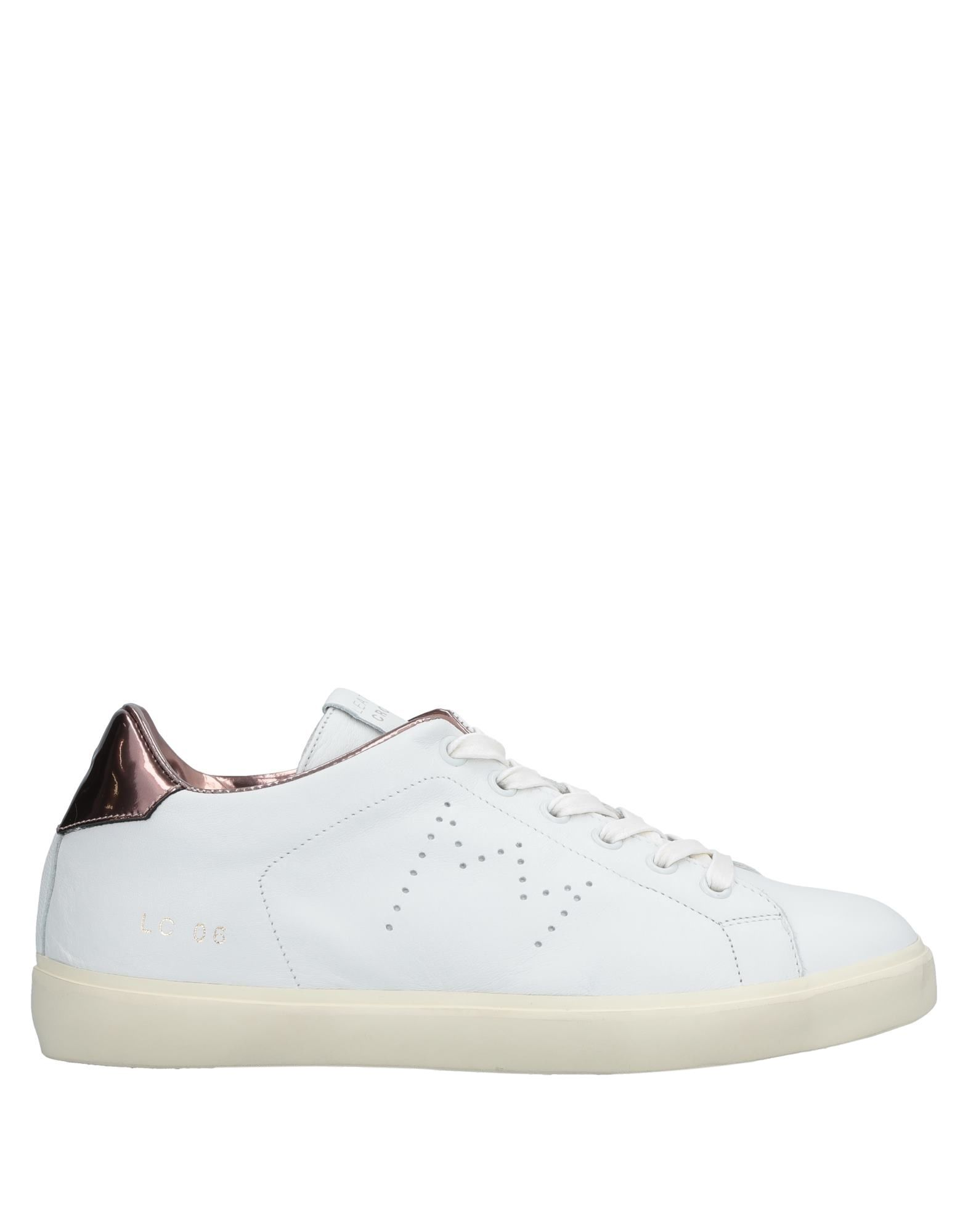 Sneakers Leather Crown Donna - 11526902RQ