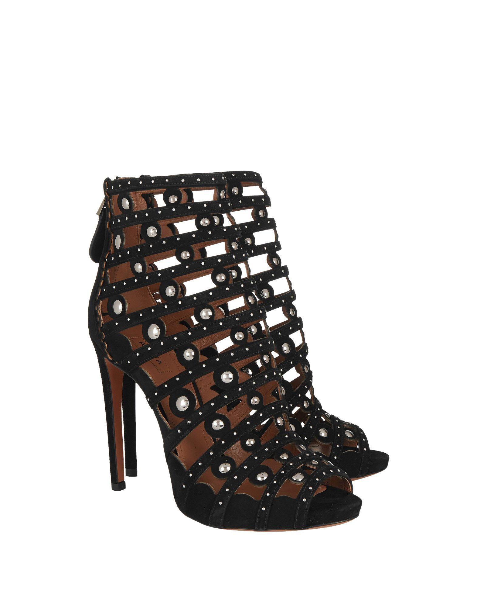 Alaïa Sandalen Damen Schuhe  11526925VBGünstige gut aussehende Schuhe Damen 417a75