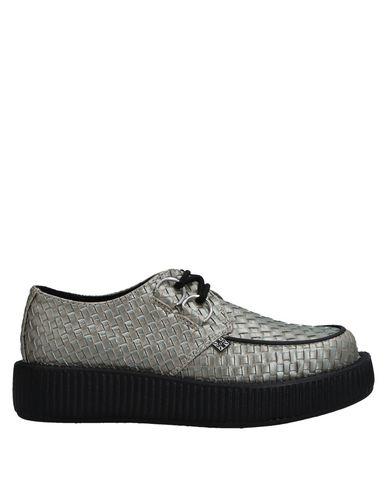 Zapato De Cordones T.U.K Mujer - Zapatos Gris De Cordones T.U.K - 11527015DD Gris Zapatos perla 9336de