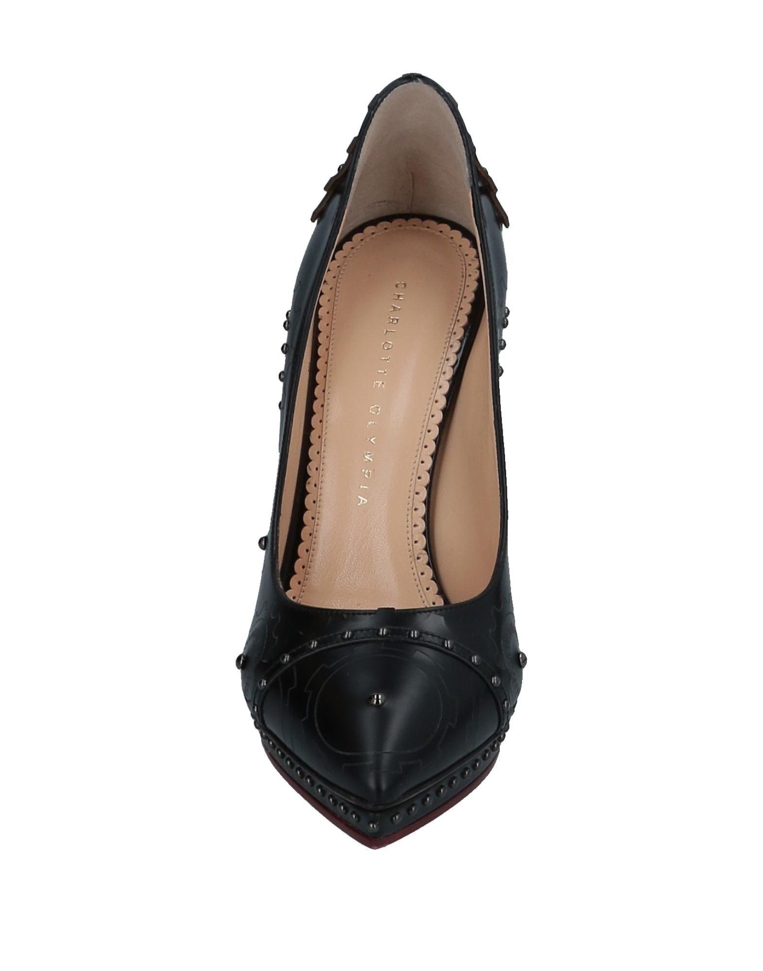 Charlotte Olympia Pumps Damen Schuhe  11527046MKGünstige gut aussehende Schuhe Damen 384756