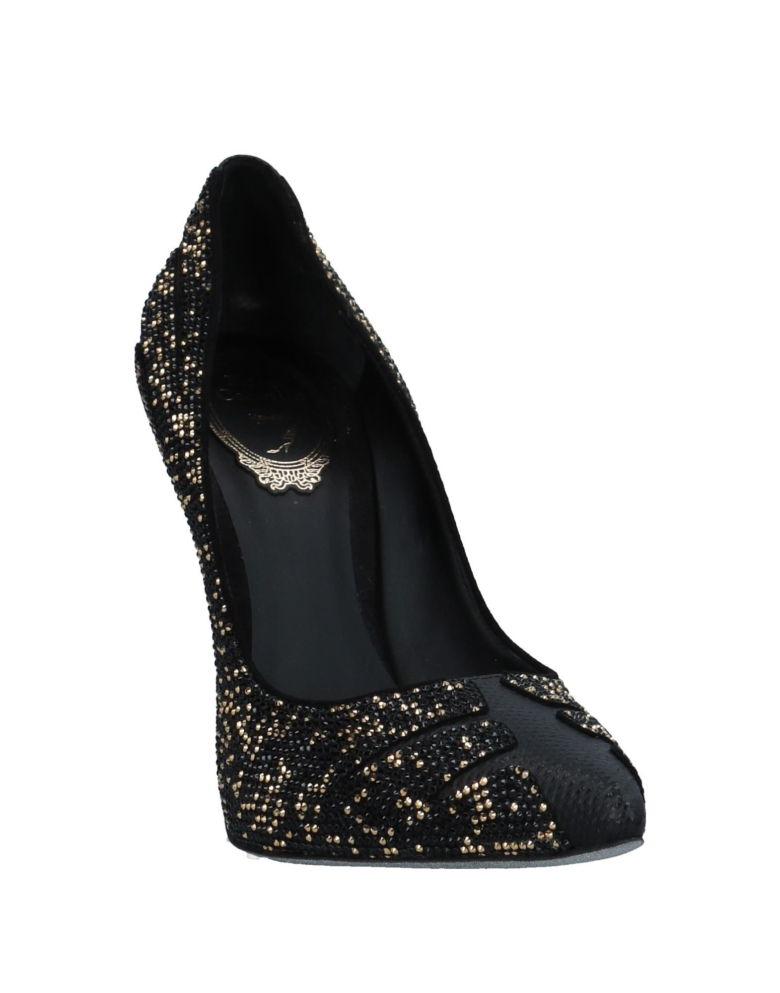 Rene Damen Caovilla Pumps Damen Rene 11527068NMGünstige gut aussehende Schuhe f15e73