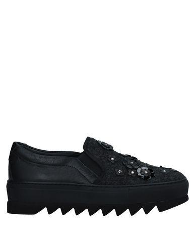 Casual Pertini salvaje Zapatillas Pertini Casual Mujer - Zapatillas Pertini Negro afaf95
