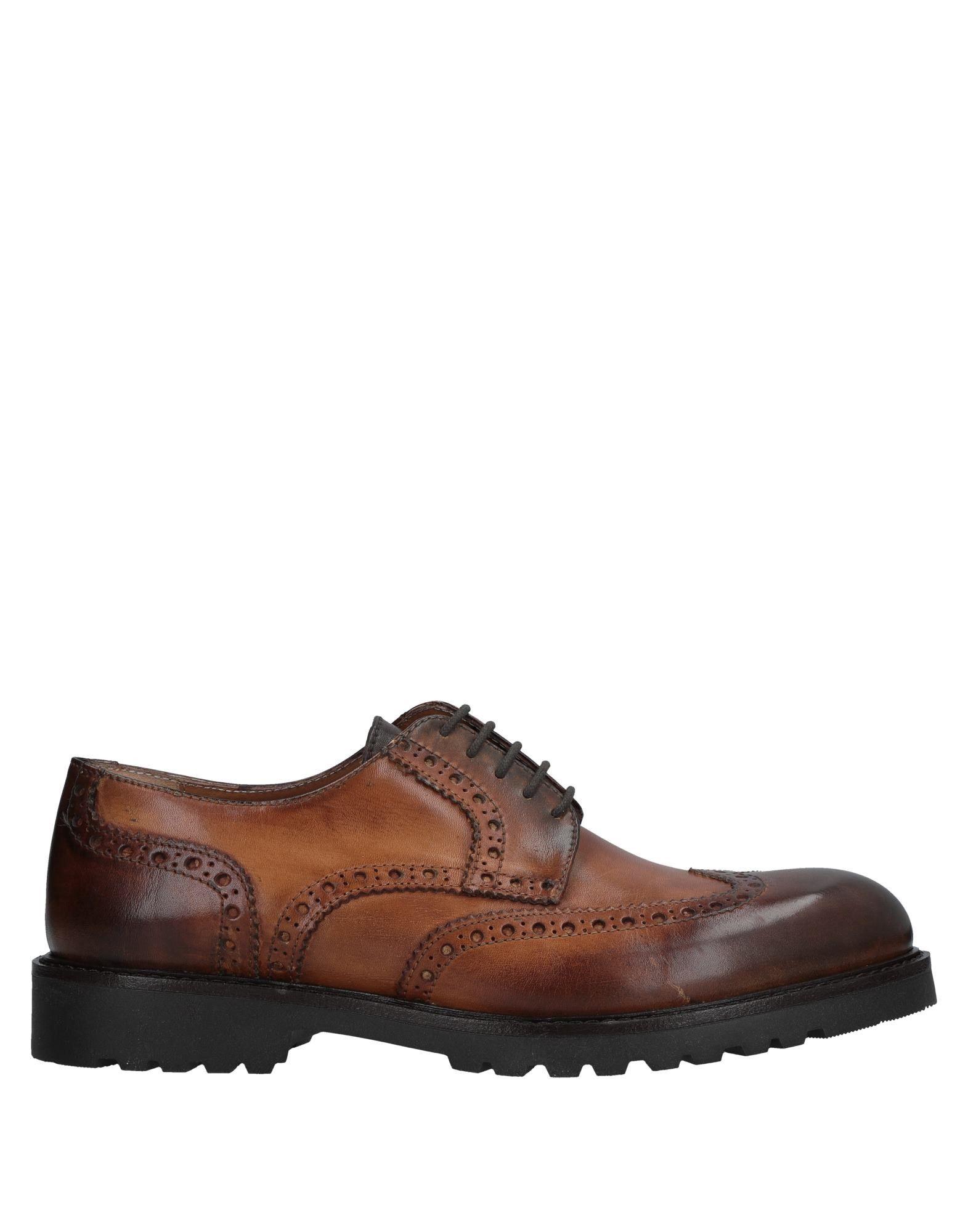 Rabatt echte Schuhe Brawn's Schnürschuhe Herren  11527272EA