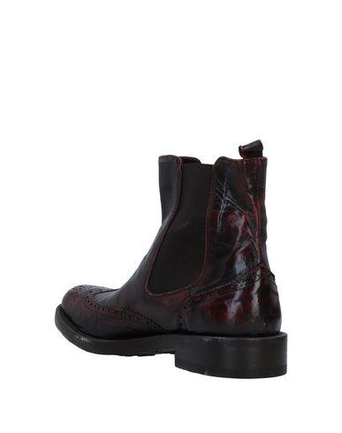 Bordeaux Mauron Donna Chelsea Boots Scarpe