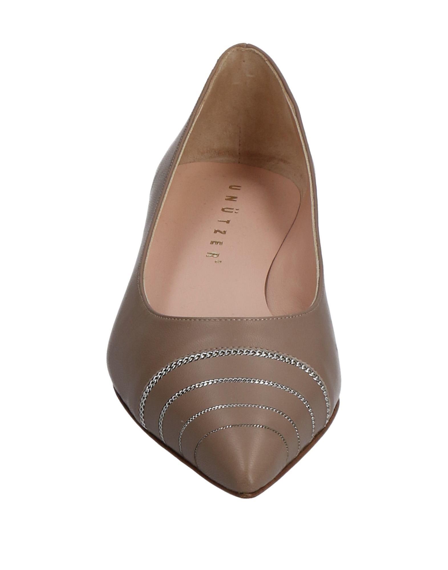 Unützer Damen Ballerinas Damen Unützer 11527308JFGut aussehende strapazierfähige Schuhe 0637c0