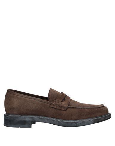 Zapatos con descuento Mocasín Santoni Hombre - Mocasines Santoni - 11527411OK Caqui