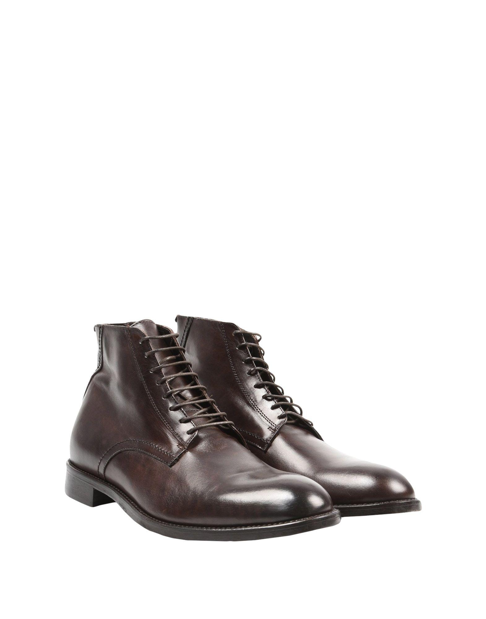 Rabatt Italia echte Schuhe Derossi Italia Rabatt Stiefelette Herren  11527448WU b54282