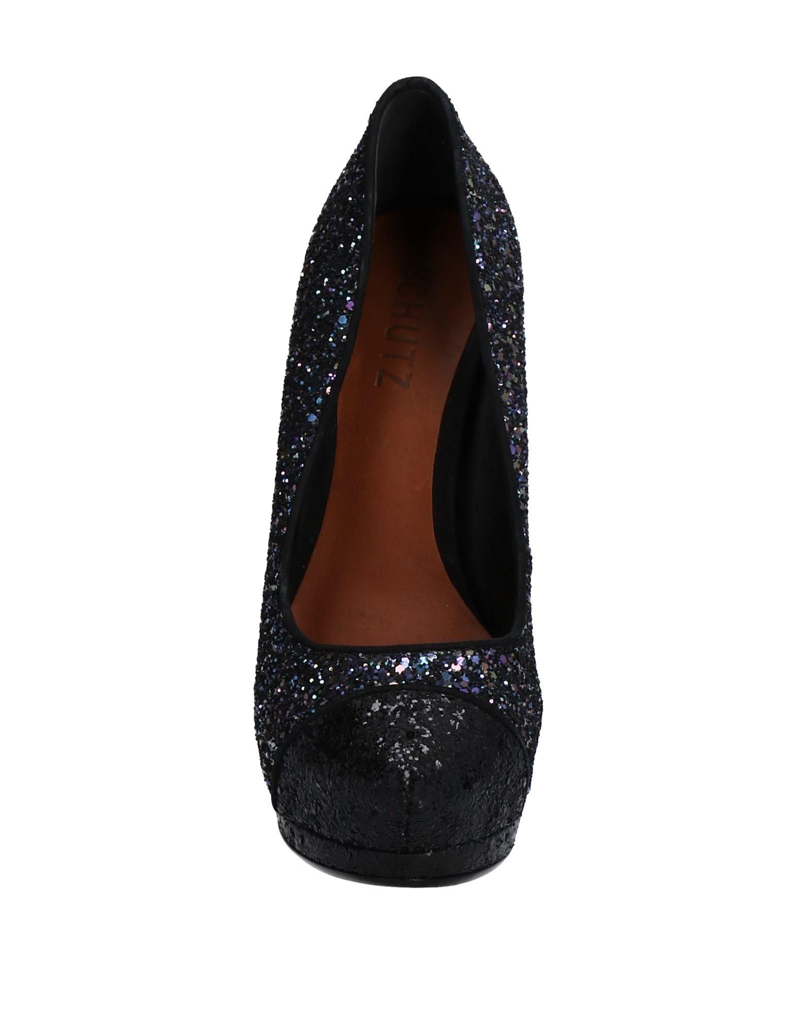 Schutz Pumps Damen beliebte  11527456KM Gute Qualität beliebte Damen Schuhe 7095fb