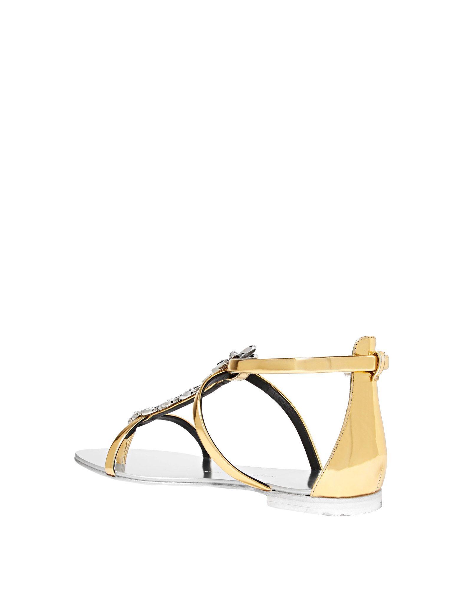 Giuseppe Zanotti Dianetten Damen  11527496ATGünstige gut aussehende Schuhe