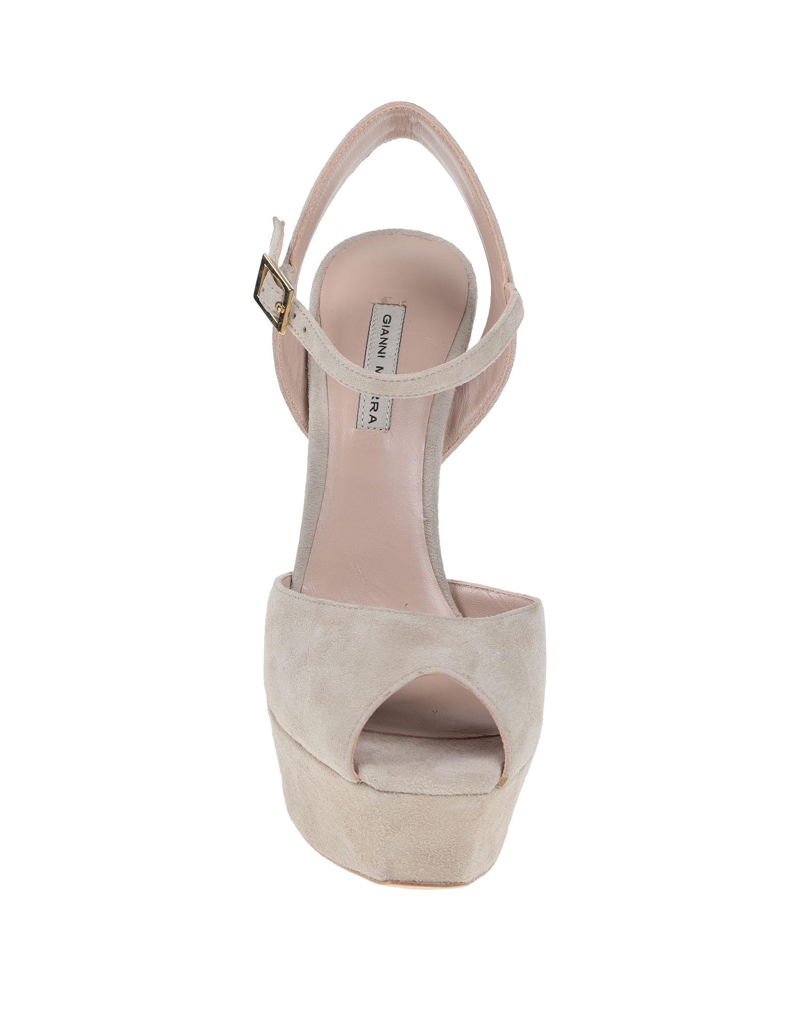 Gut um billige Schuhe Marra zu tragenGianni Marra Schuhe Sandalen Damen 11527498KP b8ac99