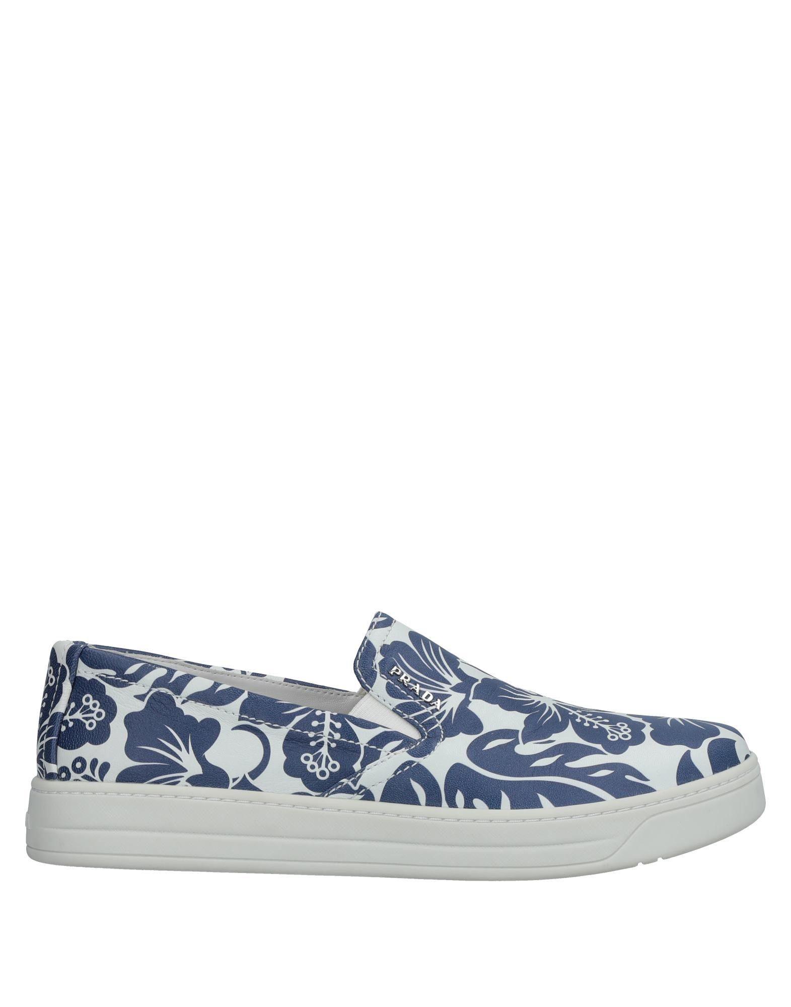 Rabatt Schuhe Prada Sport Sneakers Damen  11527533PH